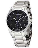 Men's Watch New Bold Chronograph K5A27141 - Calvin Klein