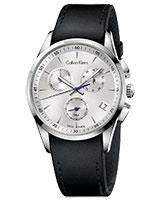 Men's Watch New Bold Chronograph K5A271C6 - Calvin Klein