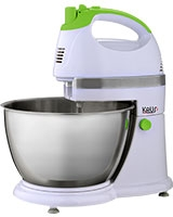 Mixer with Stainless Steel Rotation Bowl - Krus
