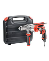 Percussion Hammer Drill 710w KR703K - Black & Decker
