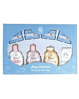 Organic Bathing Gift box KU1061 - ku-ku