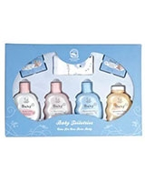 Organic Bathing Gift box KU1062 - ku-ku