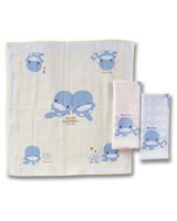Gauze Handkerchief 3 Pieces KU2312 - ku-ku