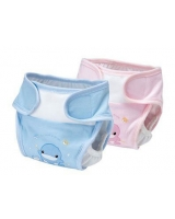Diaper Cover M for 1-3 months - ku-ku