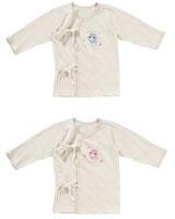 Organic undershirt KU2730 - ku-ku