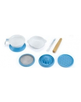 Food Processer for Babies 8 pcs set KU5450 - ku-ku