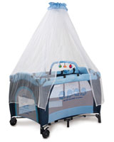 Baby Travel Crib KU6024 - ku-ku