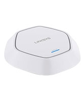 Business Access Point Wireless Wi-Fi Dual Band AC1750 with PoE LAPAC1750 - Linksys
