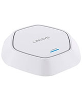 Business Access Point Wireless Wi-Fi Dual Band N600 with PoE LAPN600  - Linksys