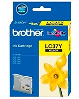 Ink Cartridge Yellow LC37Y - brother
