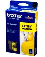 Ink Cartridge LC38Y - brother