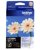 Toner Cartridge LC39BK - brother