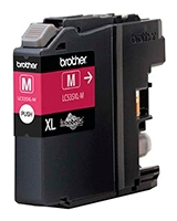 Super High Yield Ink Cartridge Magenta 1300 Pages LC535XLM - brother