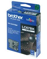Toner Cartridge LC67BK - brother