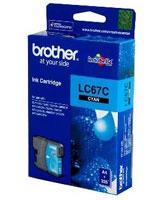 Toner Cartridge LC67C - brother