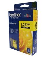 Toner Cartridge LC67y - brother