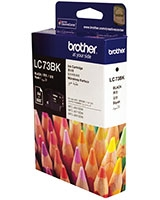 Ink Cartridge Black LC73BK - brother