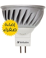 LED MR16 GU5.3 4W Warm White - Verbatim