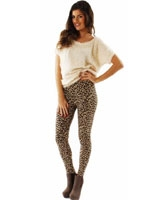 Leggings Leopard - Luxury's Point