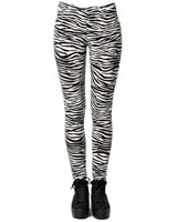 Leggings Zebra - Luxury's Point
