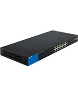 18-Port Business Gigabit Smart Switch PoE+ LGS318P - Linksys