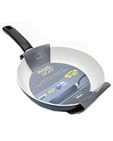 Ceramic Non-Stick Frying Pan 20cm Hard & Light LHB5203 - Lock & Lock