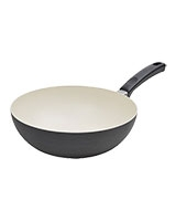 Hard & Light Ceramic Non-Stick Wok - Lock & Lock