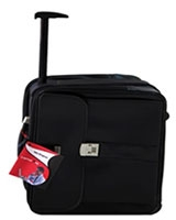 """Trolley Bag Fits up to 15.6"""" LST4008 - Yes Original"""