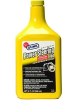 Power Steering With Stop Leak - Gunk