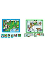 Magnetic Boards Home - Miniland
