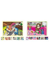 Magnetic Boards Environment and Recycling - Miniland