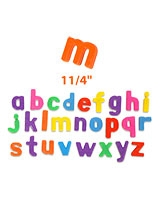 64 Magnetic Lowercase Letters - Miniland