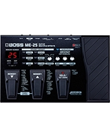 Guitar Multiple Effects ME-25 - Roland