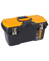 "Toolbox New Metal Latch 19"" / 48 cm"