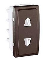 Plus Euroamerican S.O. 2P w / Shutters 1m MGU3-021-12 - Schneider Electric