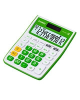 Calculator MJ-12VC-GN - Casio