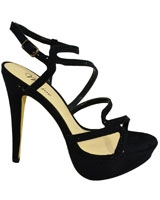 Heeled Sandal Black 3650 - Mr.Joe
