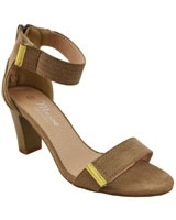 Heeled Sandal Brown 3652 - Mr.Joe