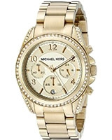 Ladies' Watch Blair Chronograph MK5166 - Michael Kors