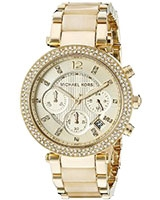 Ladies' Watch Chronograph Display MK5632 - Michael Kors