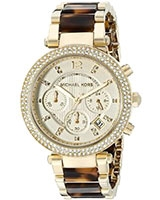Ladies' Watch Parker Chronograph MK5688 - Michael Kors