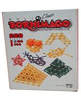 Bornimago Magnetic Classic Series 228 Pcs