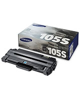 Black Toner 1,500 page Yield MLT-D105S - Samsung