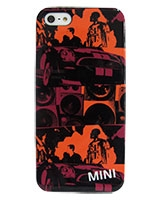 Case for for iPhone 5/5S MNHCP5SOP - Mini Cooper