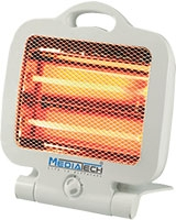 Quartz Heater 2 Tubes MT-RH803 - Media Tech