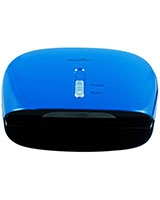 Sandwich Maker 3x1 Blue MT-SM206 - Media Tech
