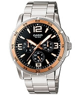 Watch MTP-1299D-1AV - Casio