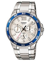 Watch MTP-1300D-7A2V - Casio