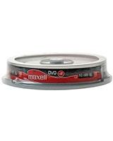 DVD-R 4.7GB 16x 10 PK - Maxell