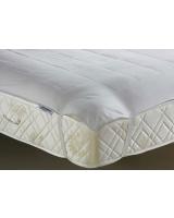 Fiber mattress protector flat - Comfort